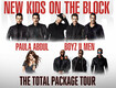 Win a pair of tickets to see the New Kids on the Block!