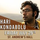 Win tickets to see Hari Kondabolu