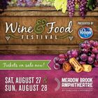 Win tickets to the Wine and Food Festival