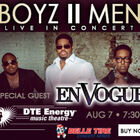 Win FRONT ROW Boyz II Men Tickets!