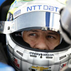A Day at the Races with Tony Kanaan!