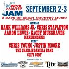 Win Country Jam 2016 Pit Passes!