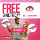 Free Shoe Friday