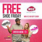Free Shoe Friday