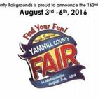 Yamhill County Fair: Skid Row