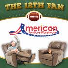 The 12th Fan - American Furniture Warehouse