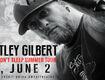 Brantley Gilbert | Devil Won't Sleep Tour with Tyler Farr and Luke Combs