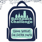 Join The Backpack Challenge with WDAS!