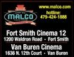 Win a family 4-pack to Malco Theatre