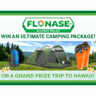 Flonase Allergy Tips and Ultimate Camping Package!