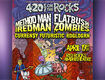 Win tickets to see Method Man & Redman/Flatbush Zombies!