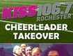 Join Our Cheerleader Takeover!