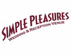 Win a Wedding and Reception at Simple Pleasures Event Center!