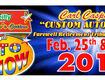 Win Carl Casper's Custom Auto Show Tickets!