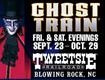 Tweetsie Railroad Ghost Train