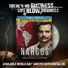 Netflix's Narcos Season One on DVD
