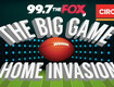 Big Game Home Invasion