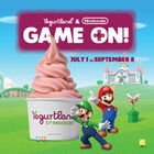 Win a Yogurtland gift card Wii U !