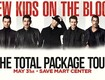 New Kids On The Block Live At The Save Mart Center