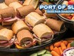 Port of Subs Lunch Delivery