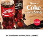 Share a Coke and a Song!