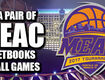 Win A Pair Of MEAC 2017 Ticketbooks!