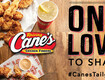 Raising Cane's ONE LOVE for your favorite football team!