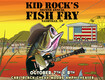 Kid Rock's 2nd Annual Fish Fry