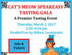 Health Alliance Hospitals 11th Annual Cats Meow Speakeasy Tasting Event