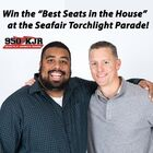 Win The Best Seats in the House at The Torchlight Parade with Dick Fain and Slickhawk!