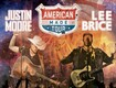 Justin Moore and Lee Brice American Made Tour Tickets