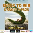 Advanced screening for Disney's Pete's Dragon