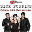 Win Tickets To See Sick Puppies At The Metroplex!