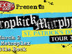 Win Tickets To See Dropkick Murphys!