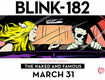 Win Blink-182 Tickets