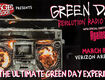 Win The Ultimate Green Day Experience!
