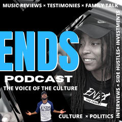 Listen to the ENDS Podcast Episode - Detroit Firefighter Cartier Harris & Kierre Blunt discussion about life, motherhood, and being a black woman in Detroit on iHeartRadio | iHeartRadio