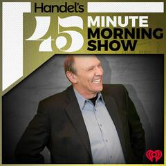 Listen to the Handel 45-Minute Morning Show Episode - Handel on single-use plastics, homelessness, and animal cloning on iHeartRadio | iHeartRadio