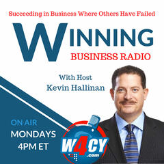 Listen to the Winning Business Radio Episode - Stacey Fitzsimmons- COO, Account Matters on iHeartRadio | iHeartRadio