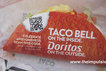 Taco Bell interns want credit for Doritos Locos Taco.