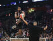 DJ Khaled Assisted DeAndre Jordan with his Slam Dunk and Got it on Snap