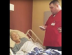 Hospice Worker Walks Up To Dying Woman's Bed While She Sleeps, Then They Catch This On Camera
