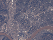 Photo: Cincinnati From The International Space Station