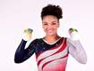 INTERVIEW: Olympic Gold Medalist Laurie Hernandez Talks New Book!