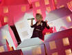 Katy Perry Performs 'Chained To The Rhythm' In A Village Of Houses at 2017 BRIT Awards