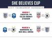 Win tickets to the 2017 SHE BELIEVES CUP