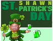 St. SHAWN Patrick's Day