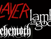Slayer, Lamb of God & Bohemoth Announce Tour