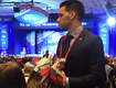 Shady Left-Wing Operative Kicked Out Of CPAC For Handing Out Russian Flags