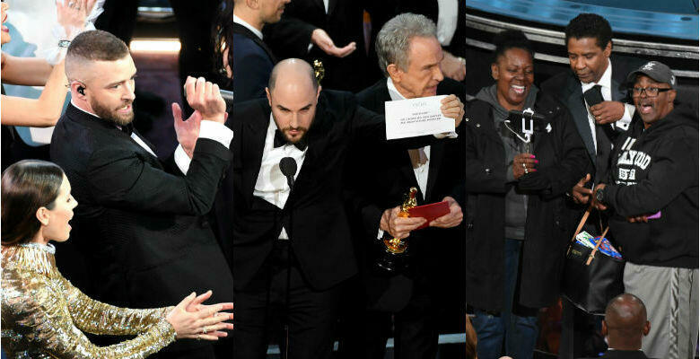 2017 Oscars Top Moments: 'La La Land' Accidentally Named Best Picture, Surprised Hollywood Tourists & More | iHeartRadio Spotlight | iHeartRadio